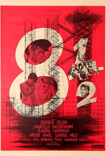 8 1/2 - CIN B_poster