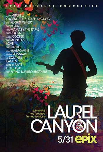 Laurel Canyon: A Place in Time - CIN B_poster