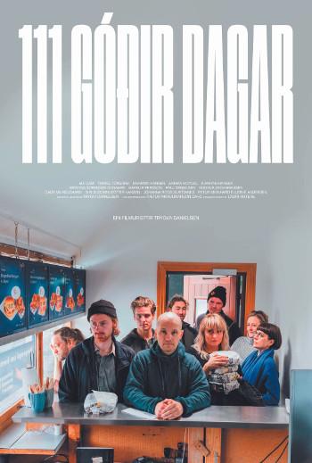 111 Góðir Dagar_poster