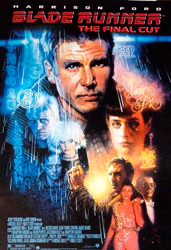 Blade Runner - Final Cut - CIN B_poster