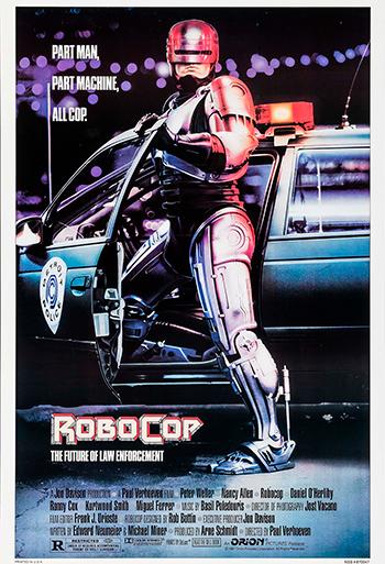 RoboCop - CIN B_poster