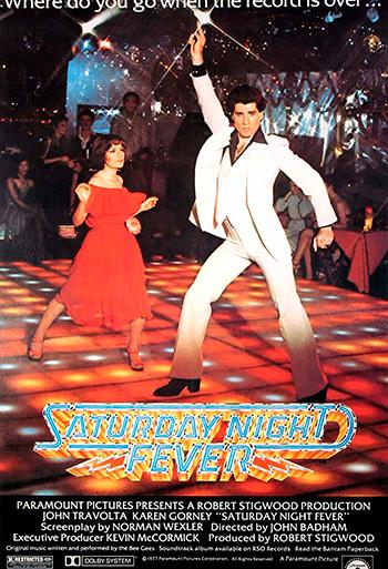 Saturday Night Fever - CIN B_poster