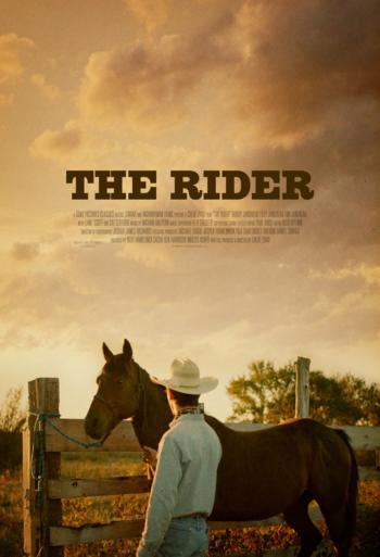 The Rider - CIN B_poster