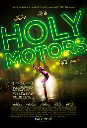 Holy Motors - CIN B_poster