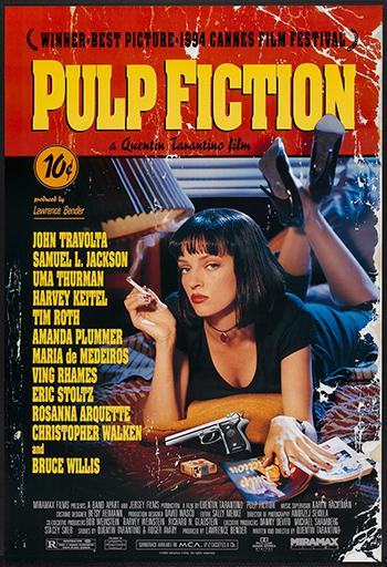 Pulp Fiction - CIN B_poster