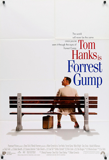 Forrest Gump - CIN B_poster