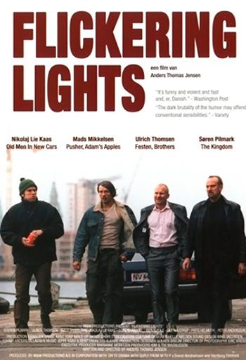 Blinkende Lygter - Advent - CIN_poster