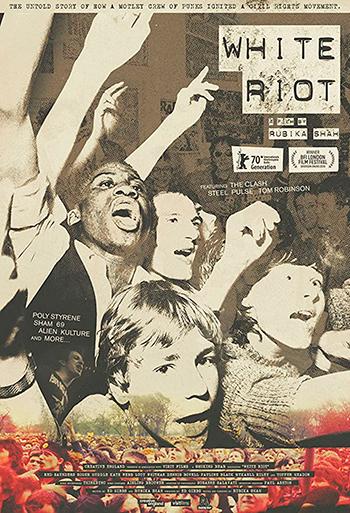 White Riot - CIN B_poster