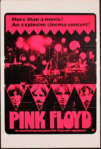 Pink Floyd: Live at Pompeii - Director's - CIN B_poster
