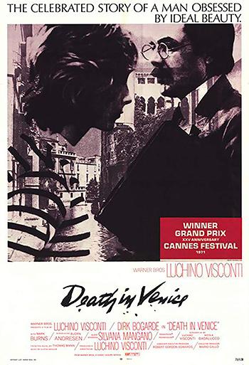 Døden i Venedig - CIN B_poster