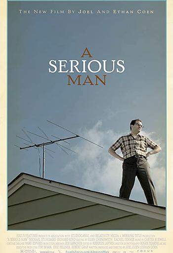 A Serious Man - CIN B_poster
