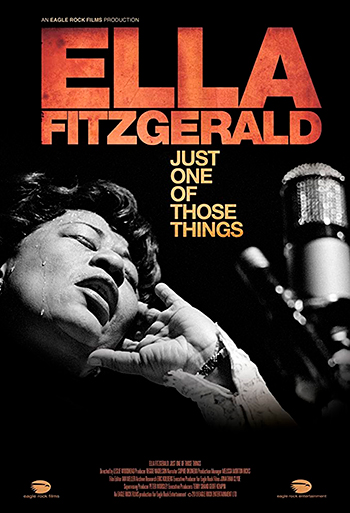 Ella Fitzgerald: Just One Of Those Things - CIN B_poster