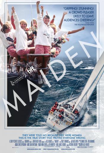 Maiden - CIN B_poster