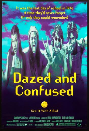 Dazed and Confused - CIN B_poster