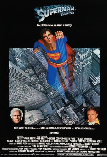 Superman - CIN B_poster