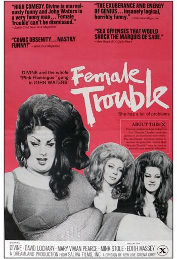 Female Trouble - CIN B_poster