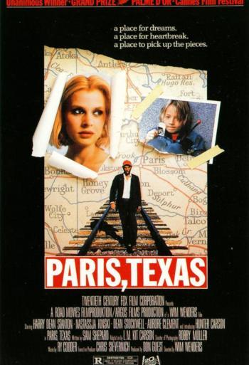 Paris, Texas - CIN B_poster