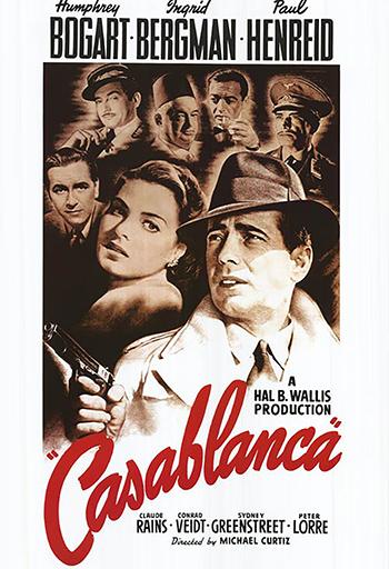 Casablanca - CIN B_poster