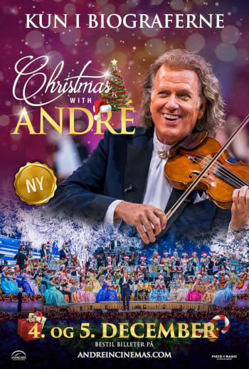 Christmas with André_poster