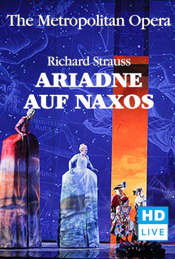 Operabio - Ariadne auf Naxos (2021/22)_poster