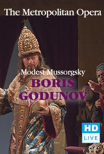 Operabio - Boris Godunov (2021/22)_poster