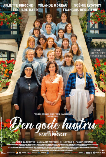 Den Gode Hustru_poster