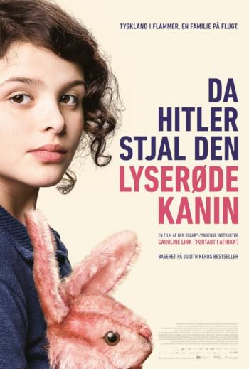 Da Hitler stjal den lyserøde kanin_poster