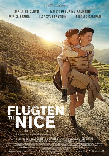 Flugten til Nice_poster