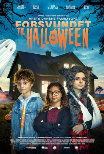 Forsvundet til Halloween_poster