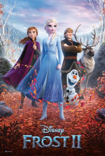 Frost 2 - Med dansk tale_poster