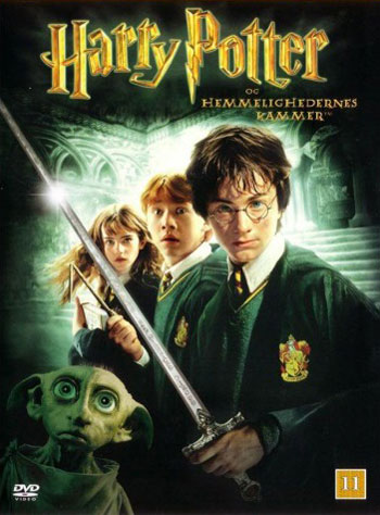 Harry Potter og Hemmelighedernes Kammer_poster