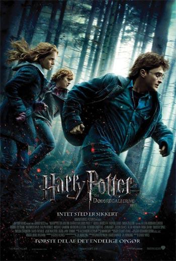 Harry Potter Og Dødsregalierne - Del 1_poster