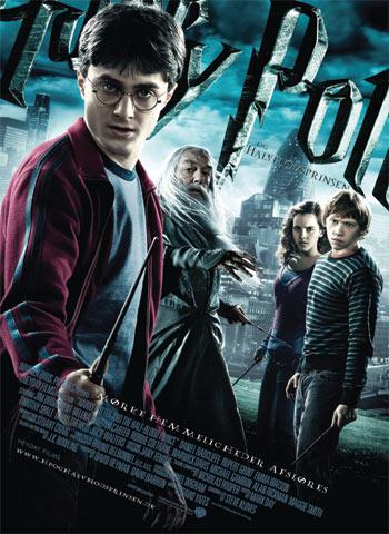 Harry Potter Og Halvblodsprinsen_poster