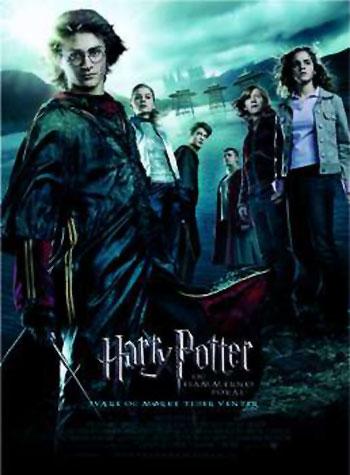 Harry Potter Og Flammernes Pokal_poster