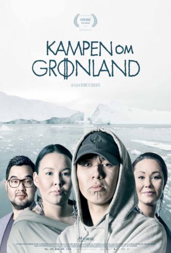 CPH:DOX 20 - Kampen om Grønland_poster
