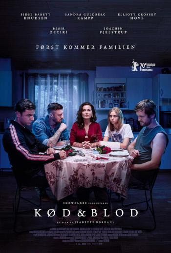Kød & Blod - Med danske undertekster_poster