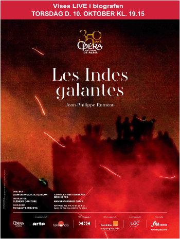 OperaKino - LES INDES GALANTES - LIVE (2019/2020)_poster