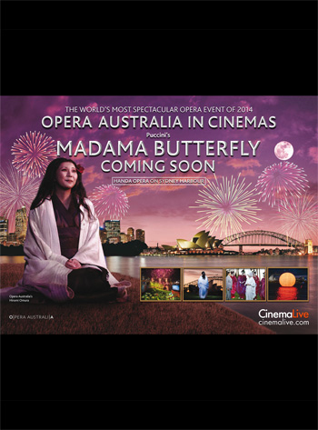 Madame Butterfly Sydney_poster