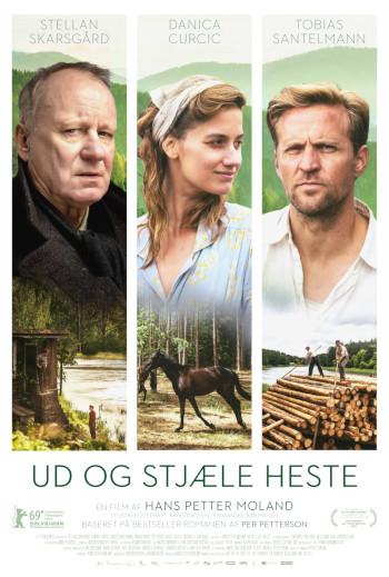 Ud og stjæle heste_poster