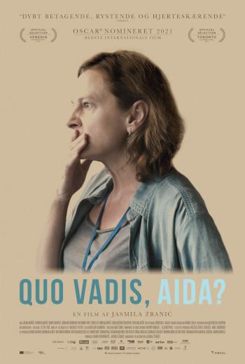 Quo vadis, Aida?_poster
