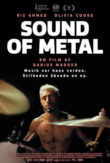 Sound of metal_poster
