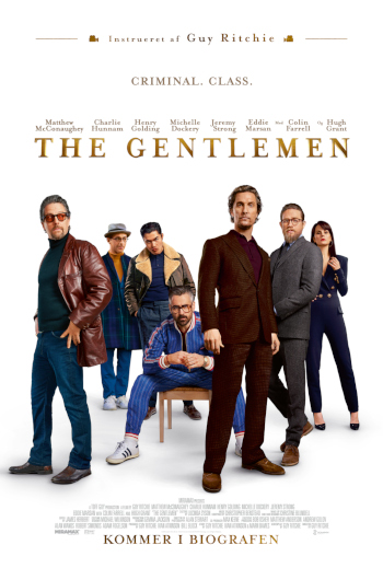 The Gentlemen_poster