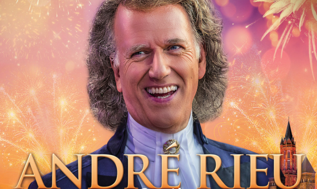 André Rieu 2020 Maastricht Concert: Happy Together_poster
