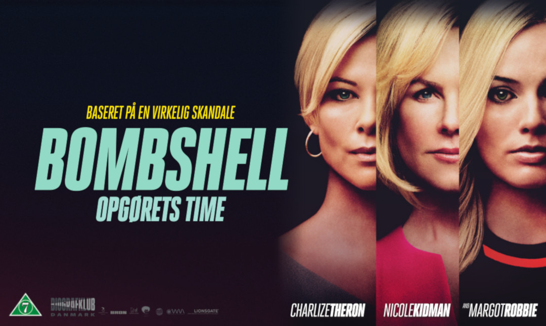 Bombshell - Opgørets time_poster