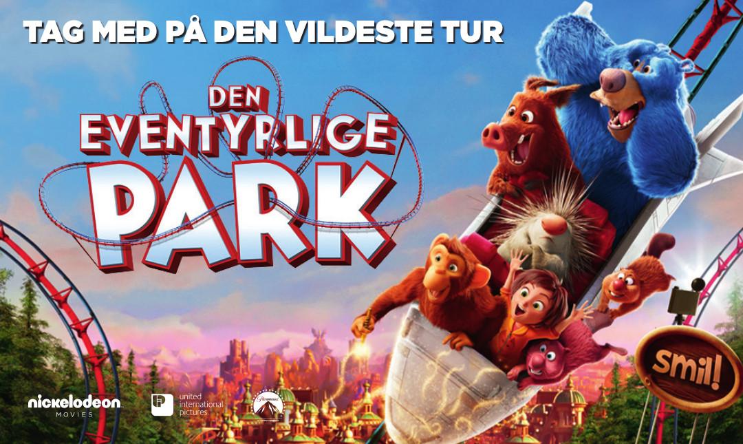 Den Eventyrlige Park_slide_poster