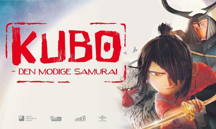 Kubo - den modige samurai_slide_poster