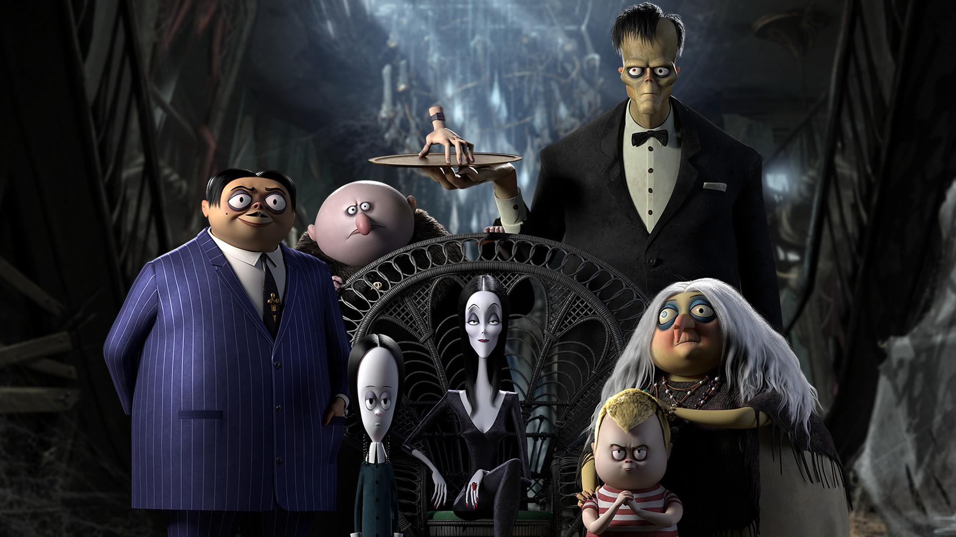 Familien Addams 2 - Med Dansk tale_slide_poster