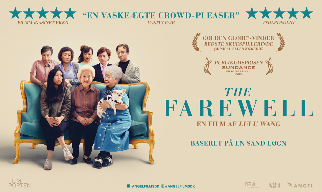 The Farewell_poster