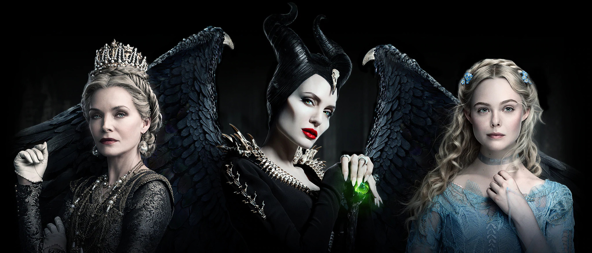 Maleficent: Mistress of Evil_poster