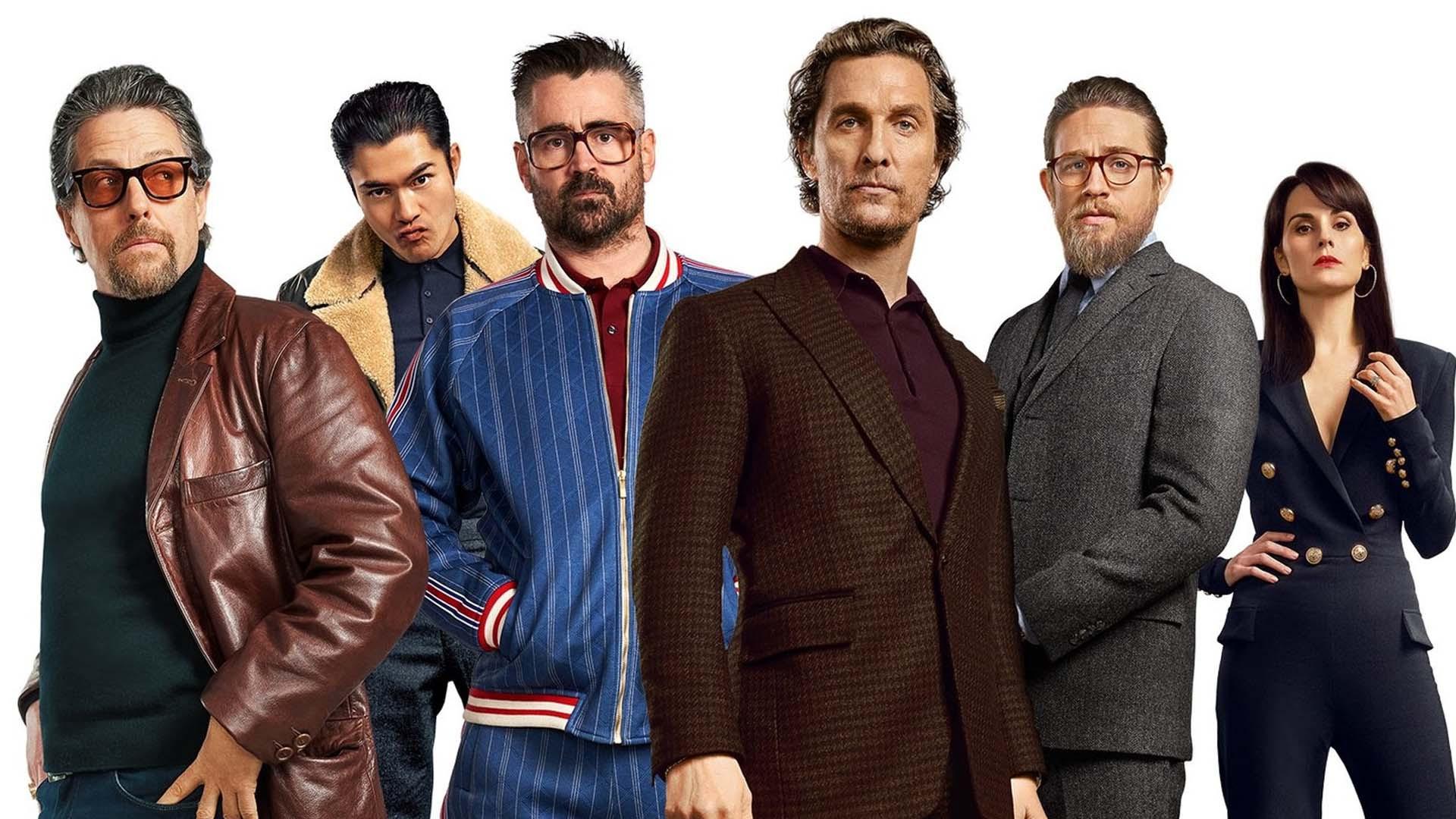 The Gentlemen_slide_poster